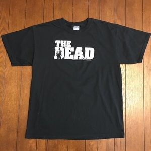 The Dead Movie T-Shirt Size Large